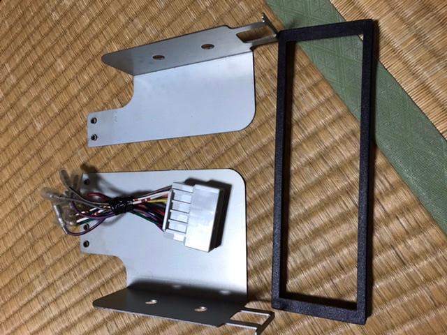 ホンダ(純正) 旧ホンダ オーディオステー枠 変換カプラーセット