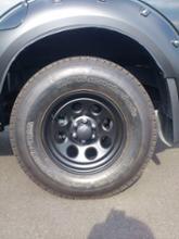 フロンティアU.S. Wheel stealth seriesの全体画像
