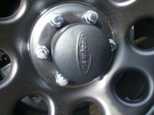 フロンティアU.S. Wheel stealth seriesの単体画像