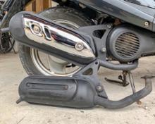 JOG CY50バイクパーツセンター タイプS ジョグ 3KJの単体画像