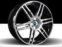 コンチネンタルGTMANSORY 6Sporke Wheels FORGEDの単体画像