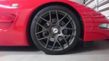 コルベット コンバーチブルTSW Nurburgring RFの全体画像