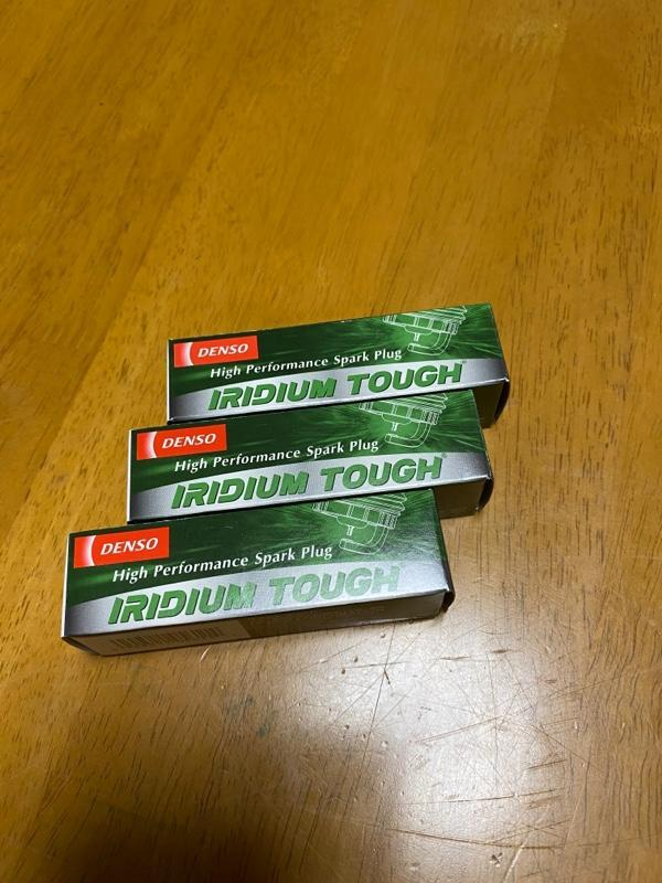 DENSO IRIDIUM TOUGH VXUH22