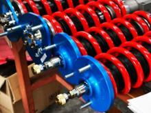 セフィーロOHLINS SUPER OHLINS AZURITE.Spec TYPE-Cの全体画像