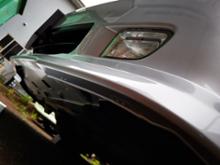 ラグレイトModulo / Honda Access フロントスポイラーの単体画像