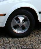 セリカXXトヨタ(純正) (前期型)アルミホイール 14インチの単体画像