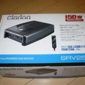Clarion SRV250