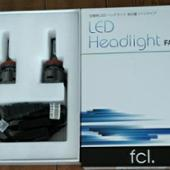 fcl. fcl. ファン付 LED ヘッドライト フォグランプ (H4 H7 H8 H9 H11 H16 HIR2 HB3 HB4)