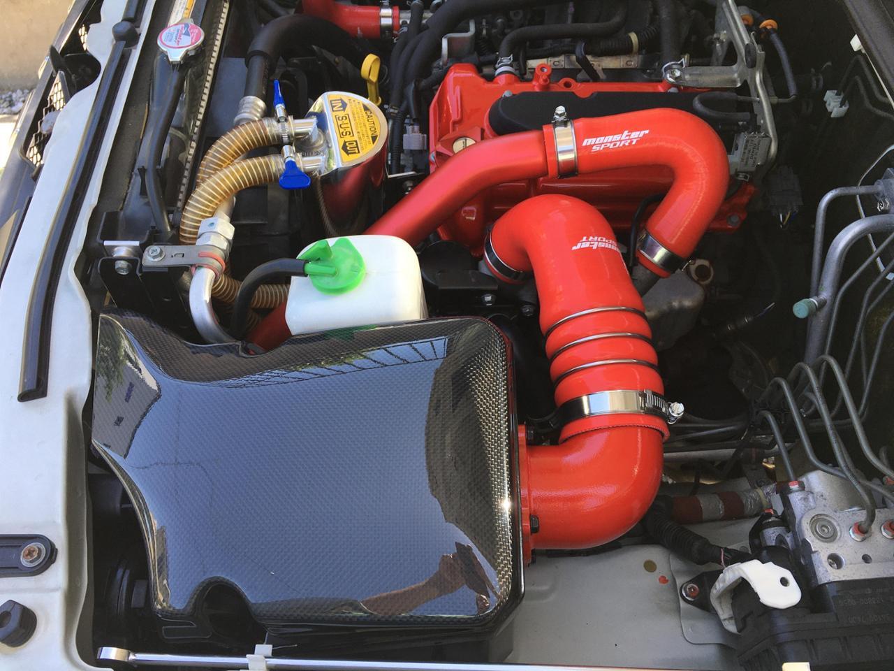 MONSTER SPORT / TAJIMA MOTOR CORPORATION PFX400 インテークキット