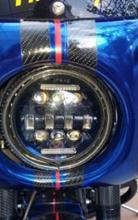 XV1700PC ウォーリアノーブランド LEDヘッドライトの単体画像