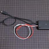自作 ナビ音声割り込み制御回路 改
