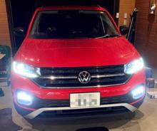 Tクロスfcl. fcl. ファン付 LED ヘッドライト フォグランプ (H4 H7 H8 H9 H11 H16 HIR2 HB3 HB4)の単体画像
