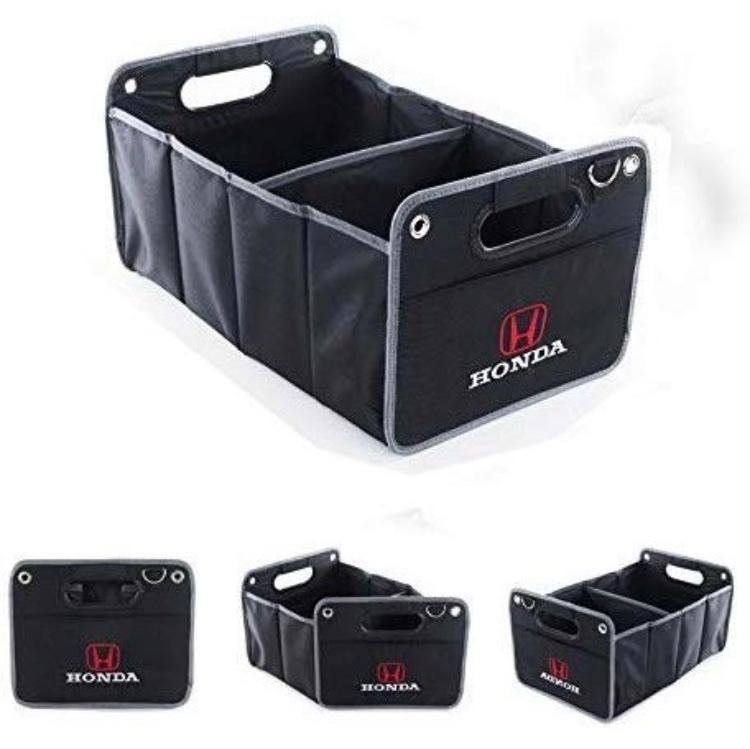 不明 ホンダ トランク用 収納 ボックス 収納ケース トランクバッグ ラゲッジバッグ 折り畳み式 車載 大容量
