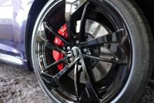 RS5 スポーツバックAudi純正(アウディ) 5アームトラぺゾイドデザイン 20インチ鍛造アルミニウムホイールの単体画像