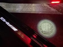 メルセデス・ベンツ(純正) AMGエンブレムロゴ LEDプロジェクター
