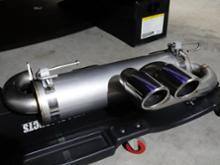 エリーゼElise Parts S1 Elise Supersport Exhaustの単体画像