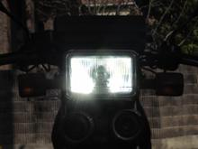 CB125TAutofeel H4 LED ヘッドライト 55w 6500k 8000lmの単体画像