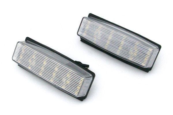 不明 NCロードスター LED ナンバー灯 ライセンスランプ アッセンブリー