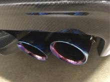 6シリーズ カブリオレFI Exhaust マフラーの全体画像