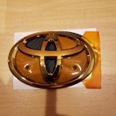 トヨタ(純正) ゴールドエンブレム