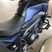 SSB(作田スポーツバンパー 艶黒塗装+SSBサイドスライダー追加)