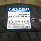 FALKEN AZENIS RT615K+ 215/45R17