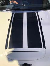 BMW MINI(純正) ボンネットストライプ