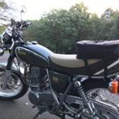 バイク用 シートバッグ デイトナ ヘンリービギンズ バイク用 シートバッグ 7~12L ブラック