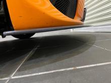 エリーゼTiRacing製 カーボンリップスポイラーの全体画像