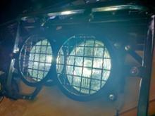 CT125MOON EYES ヘッドライトユニットの単体画像