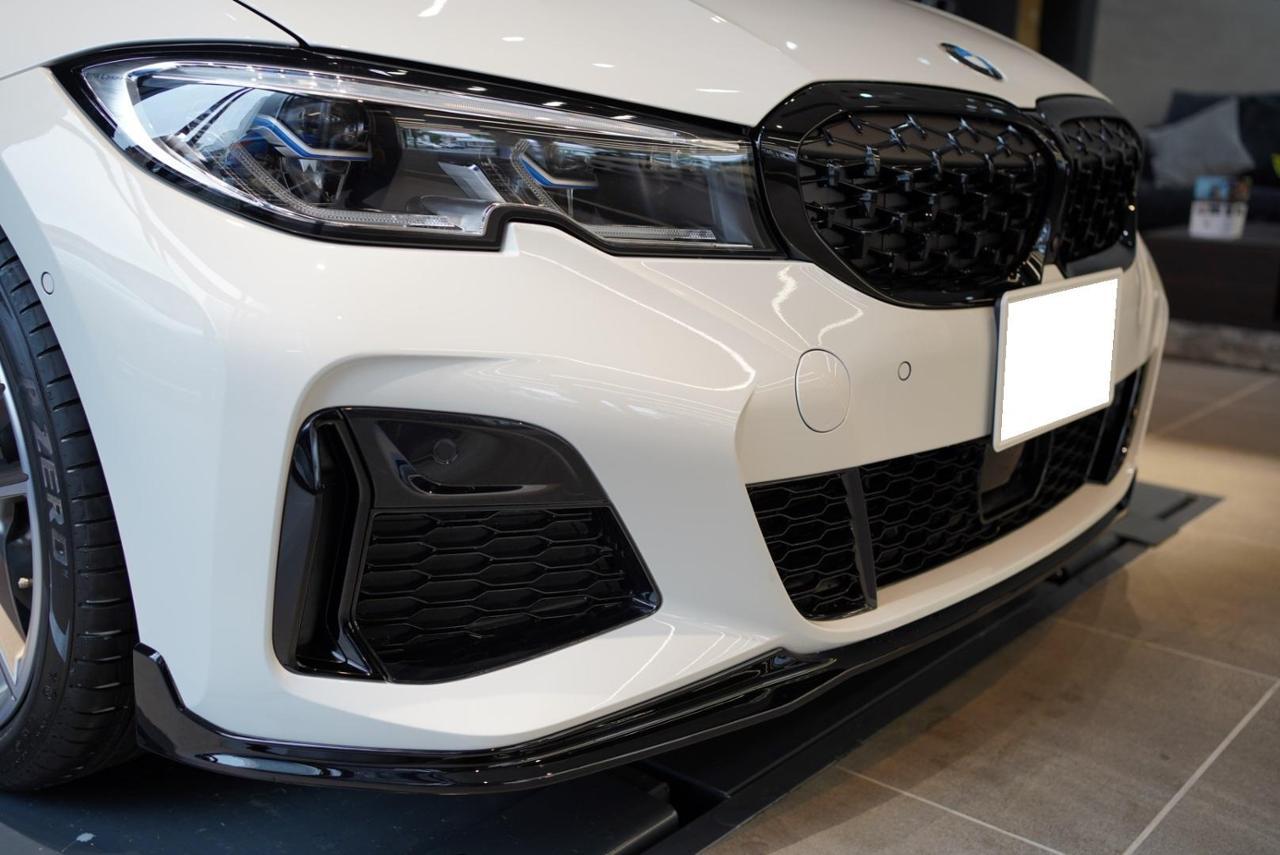 BMW M PERFORMANCE エアロダイナミックパッケージ フロントスポイラー
