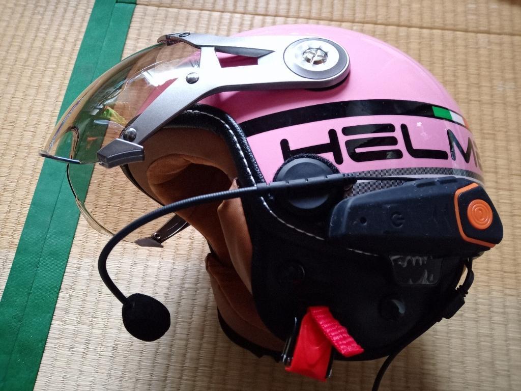 中華 ジェットヘルメット