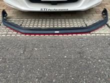 エクシーガKAKUMEI MOTORSPORTS フロントアンダーリップの単体画像