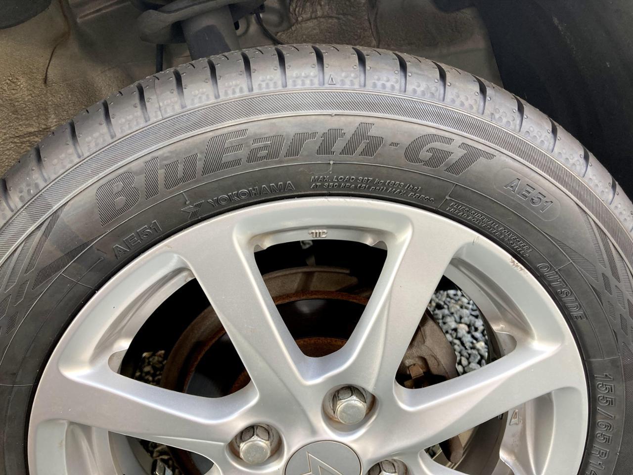 YOKOHAMA BluEarth-GT AE51 155/65R14