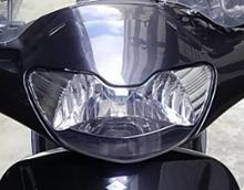 ヴェクスター150中国スズキ純正 H4 マルチリフレクターヘッドランプの単体画像