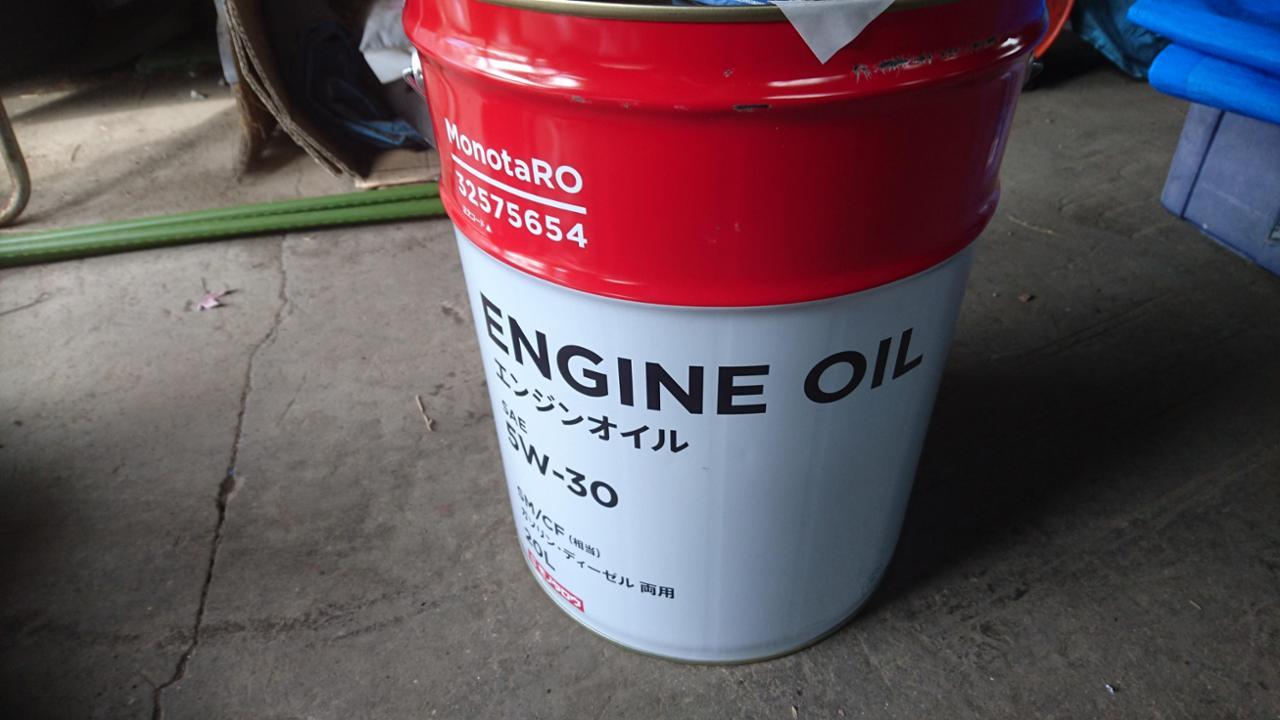 Monotaro エンジンオイル SM/CF 5W-30