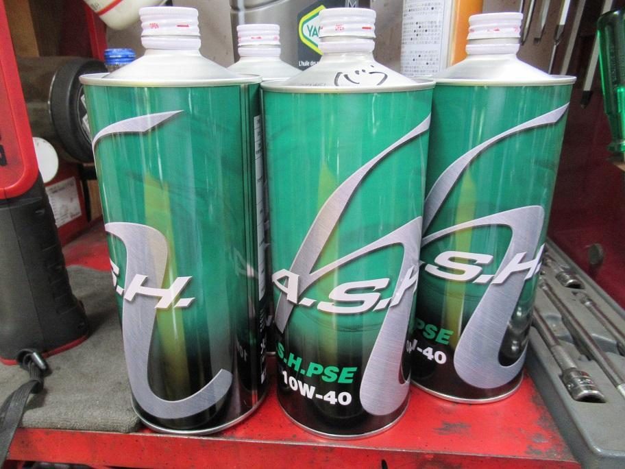 JCD PRODUCTS A.S.H. PSE OIL 10W-40