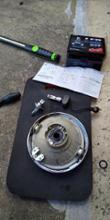 SV650ABSBRAITH LED ヘッドライトキットの全体画像