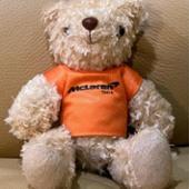 マクラーレン オリジナルクマのぬいぐるみ