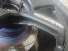 370ZRAYS VOLK RACING TE37ULTRA TRACK EDITION IIの単体画像