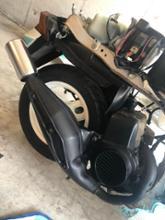 クレージュタクトホンダ純正 DJ-1用マフラーの単体画像