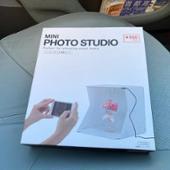 100円ショップ MINI PHOTO STUDIO