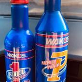 WAKO'S F-1&PMP / フューエルワン&プレミアムパワー