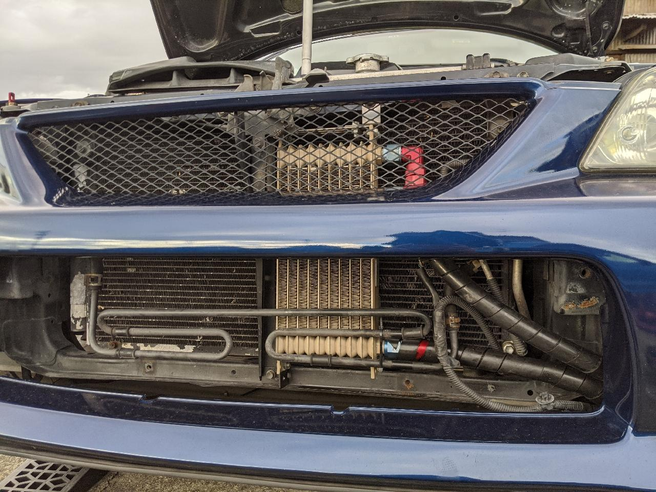 HPI エンジンオイルクーラーキット