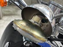 ジョーカー【メーカー不明】 ph7・ph8兼用 原付バイク・小型用バイク用 LEDヘッドライト球(6500K)の全体画像