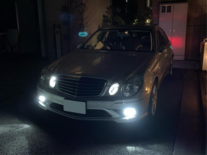 PIAA LED H11 6000kシリーズ 4000lm
