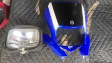 WR250XWR250 LEDヘッドライトASSYの全体画像