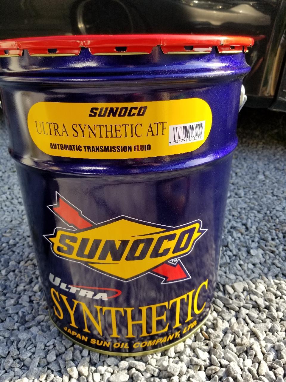 SUNOCO ULTRA SYNTHETIC ATF