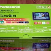 Panasonic ゴリラCN-G530D
