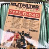 MLITFILTER MLITFILTER TYPE D-040